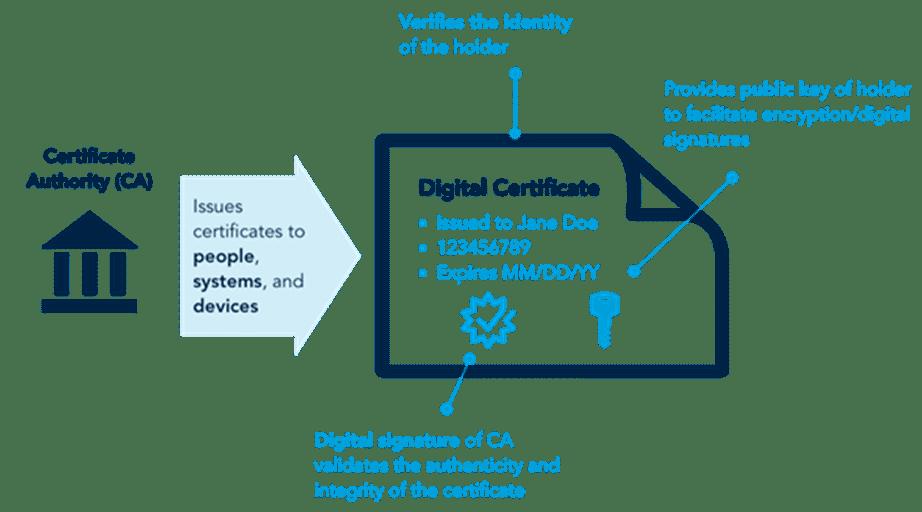 Digital Certificates Explained