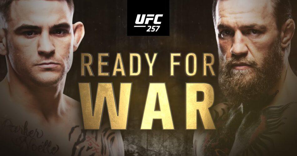 UFC 257: McGregor V Poirier 2
