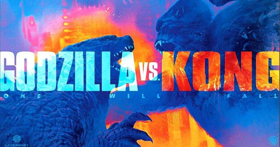 Watch Godzilla vs. Kong outside the US