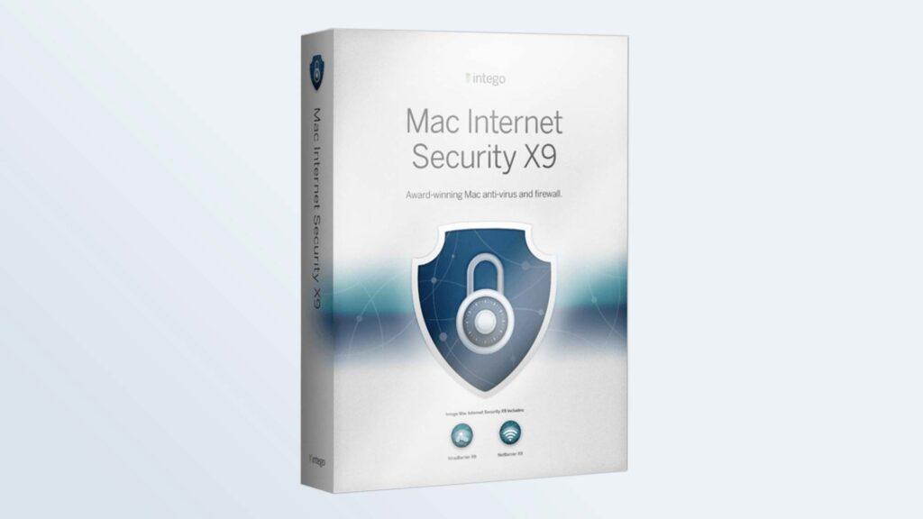 Intego Mac Internet Security X9 Antivirus Firewall